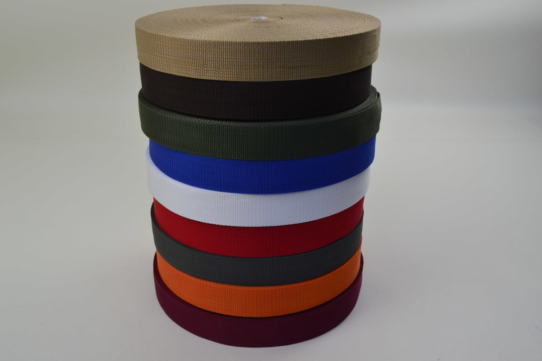 Tassenband-Nylon-Gekleurd