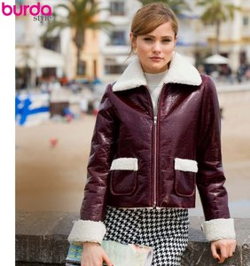 Burda Style September Jas 111