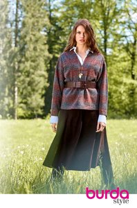 Burda Style Oktober Sweatshirt 108A