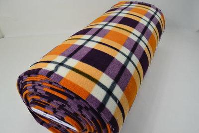 Fleece bedrukt Design 1
