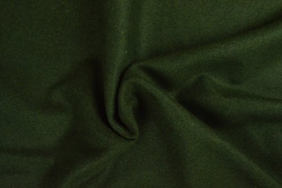Coat Wool Moss Green