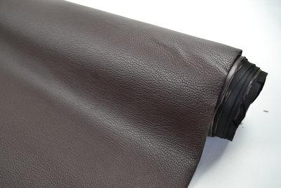 Kunstleer / Skai Heavy Leather Donker Bruin