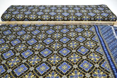 Batik Stoffen Design 4