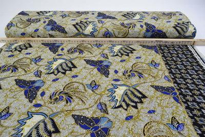 Batik Stoffen Design 6