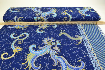 Batik Stoffen Design 8