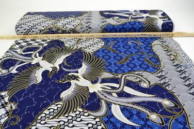 Batik Stoffen design 9