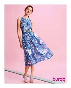 Burda Style Mei Jurk 101